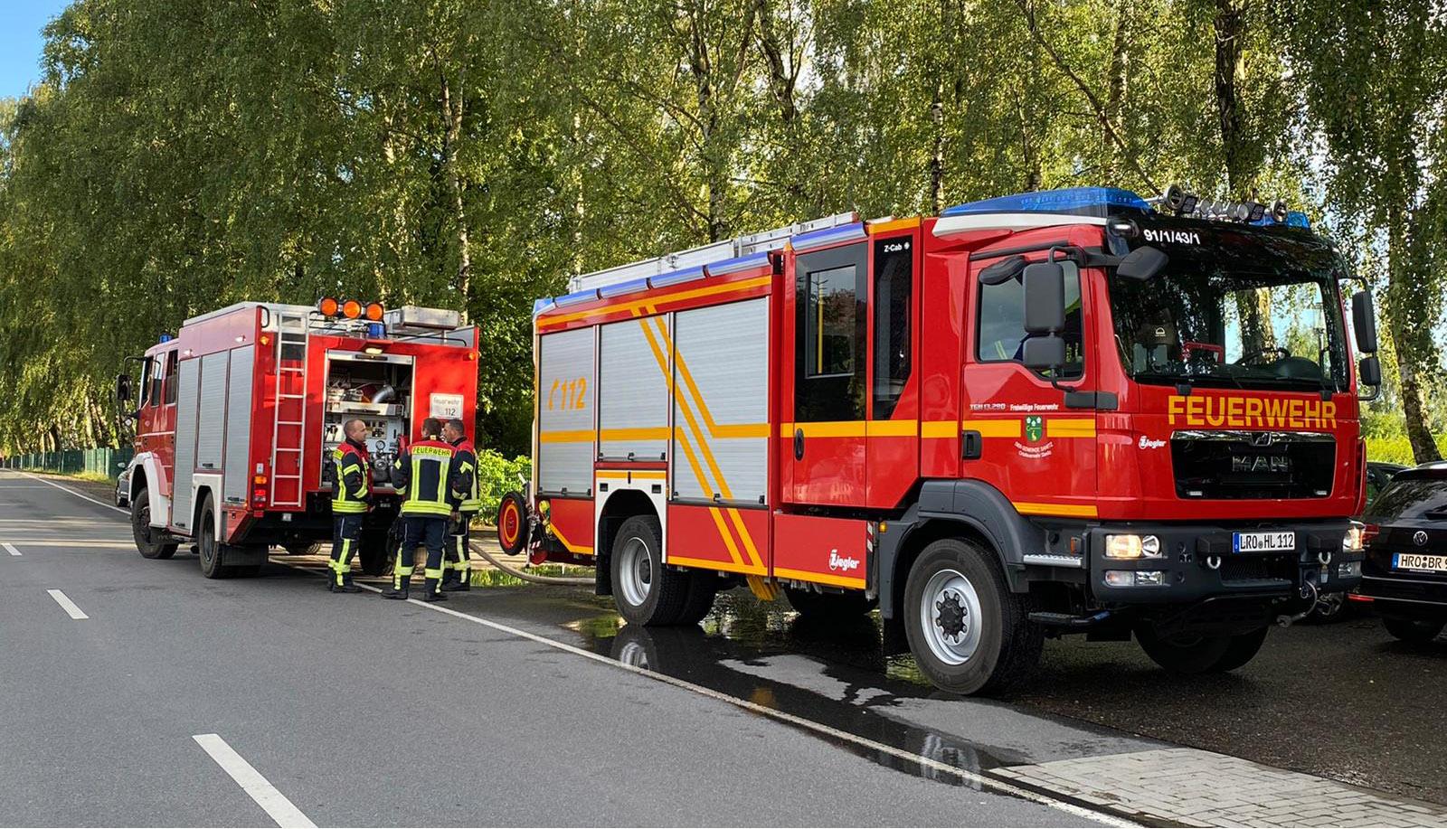 Feuerwehr Gubkow