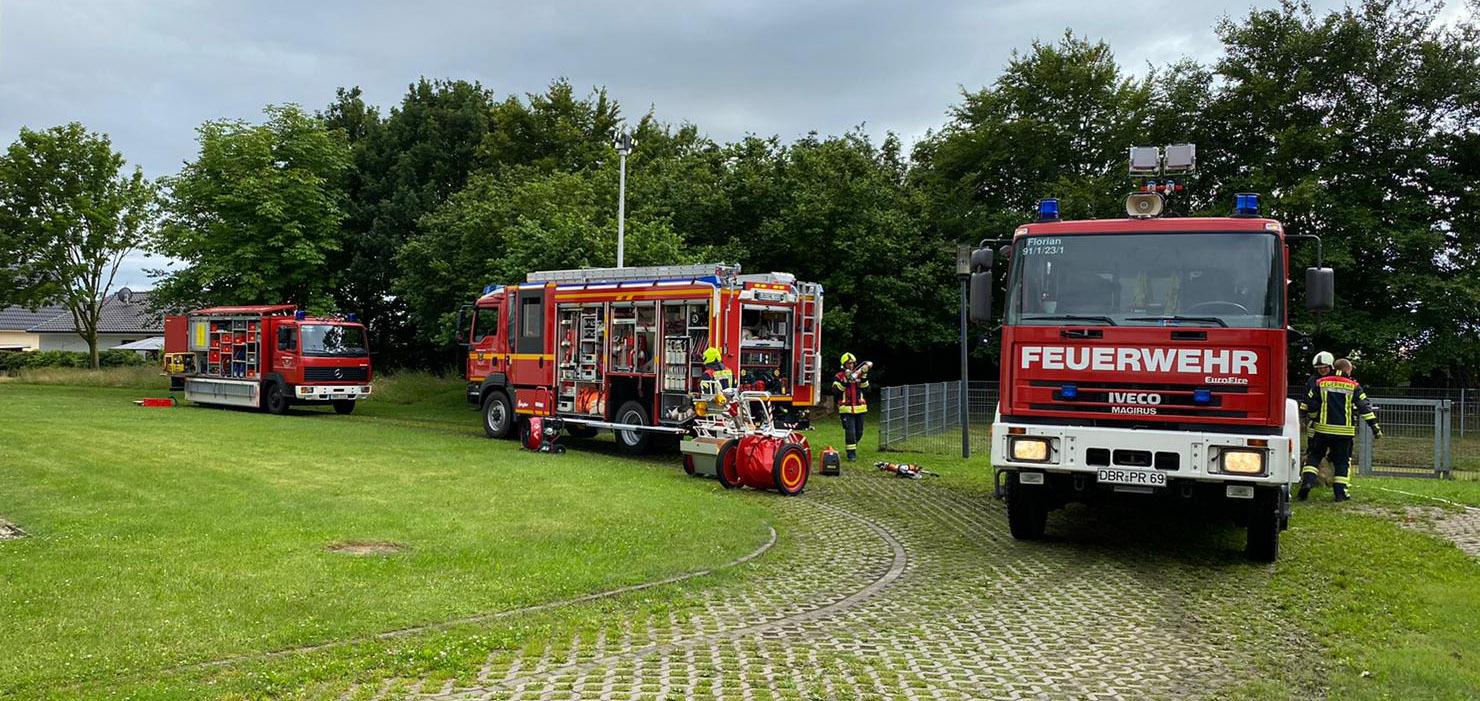 Feuerwehr Reppelin