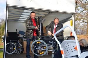 Spenden für Menschen mit Behinderungen in unserer Partnergemeinde Świdwin