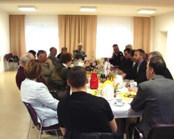 Treffen der Gemeindevertreter mit polnischen Gästen